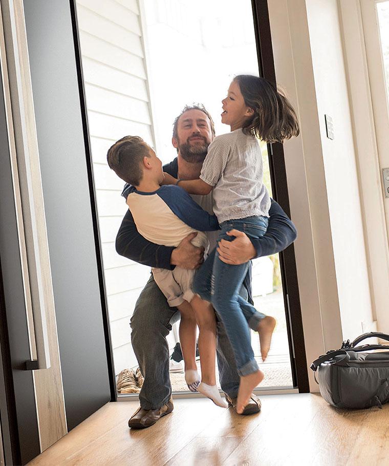 Conseils pour choisir votre porte d'entrée avec Mon projet fenêtre K•LINE
