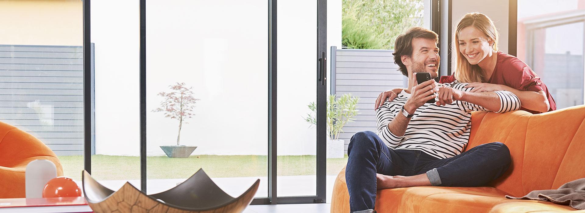 Conseils pour choisir votre fenêtre de salon avec Mon projet fenêtre K•LINE