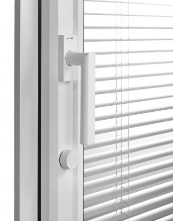Fenêtre K•LINE A.I.R. avec store intégré