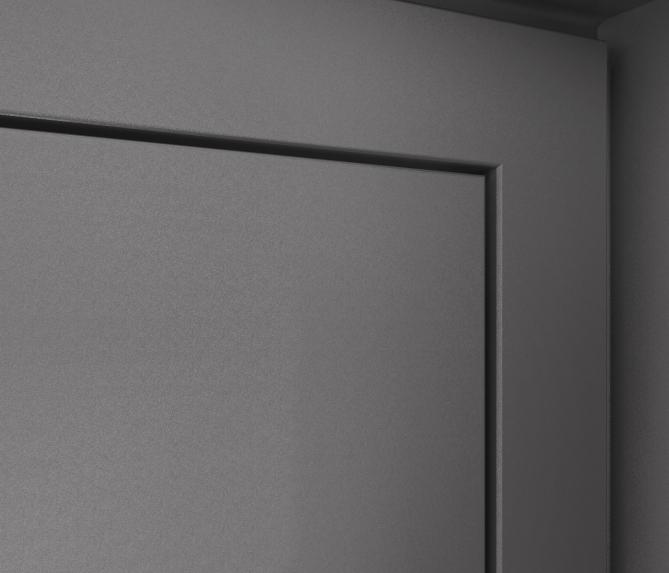 porte aluminium K-LINE
